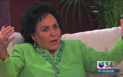 Carmen Salinas y su rol en 'Mi Corazón es Tuyo'