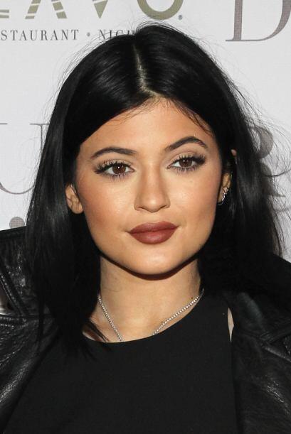 La más pequeña del clan Kardashian-Jenner lanzó una...