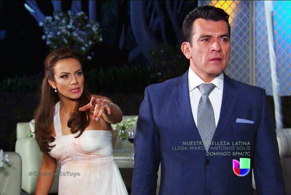 Sí Ana, es Isabela. La malvada no dejará que seas feliz con Fernando.