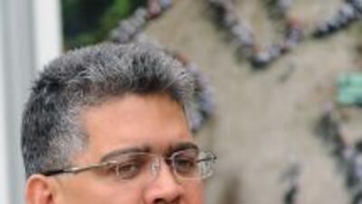 El canciller venezolano, Elías Jaua.