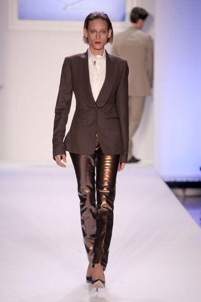 ¿Tienes 'blazers' 'vintage' que consideras inapropiados para usar en est...