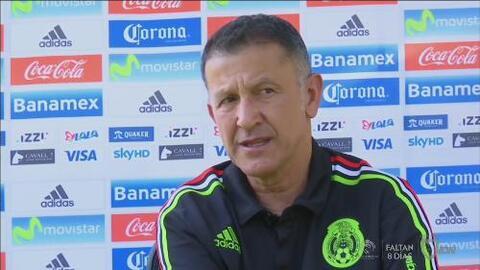 """Juan Carlos Osorio sobre nueva regla 10/8: """"Debería ser 60/40 a favor de..."""