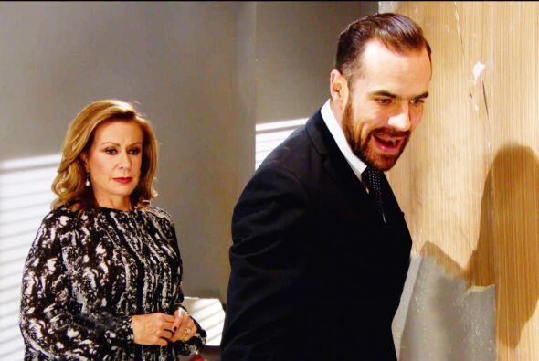 """Y ahí fue cuando entró """"Mariano"""", pues ¡también se enamoró de ella!"""