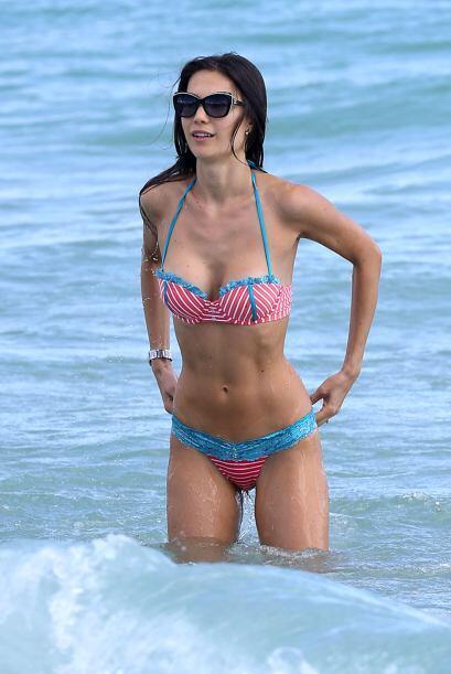 Caso contrario fue el de la modelo Julia Pereira, quien también eligió u...
