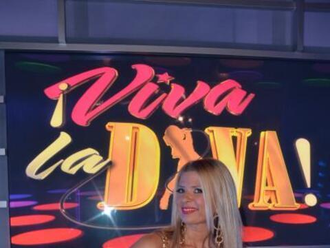 Para la gran final de Viva La Diva, Sissi Fleitas lució un espectacular...