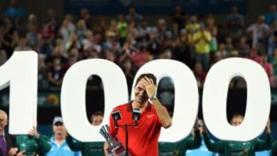 """""""Nunca olvidaré este momento: ganar el título y obtener al mismo tiempo..."""