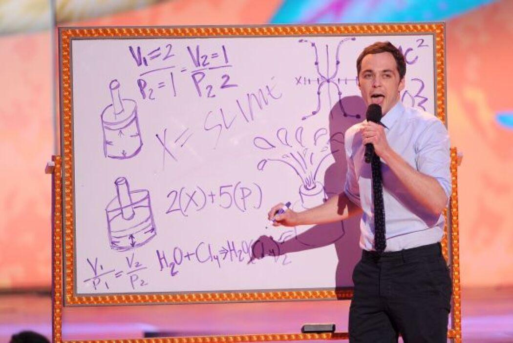 """Jim Parsons explicó lo que era el """"slime"""". Mira aquí los videos más chis..."""