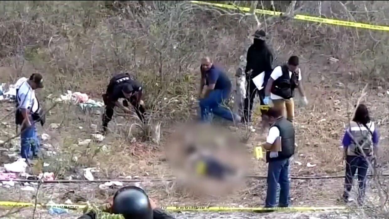 Violencia en México deja un saldo de 35 fallecidos
