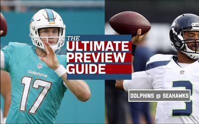Lo que deben hacer los Dolphins y los Seahawks en la Semana 1