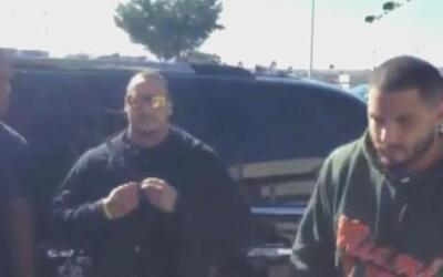 Tony Dandrades fue agredido por guardaespaldas de Justin Bieber