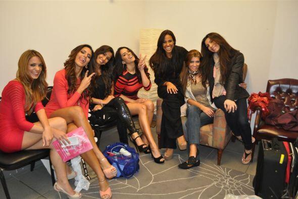 Las chicas más bellas y talentosas de Puerto Rico, Nueva York, Chicago,...