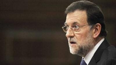 El conservador Mariano Rajoy fue electo como nuevo Presidente del Gobier...