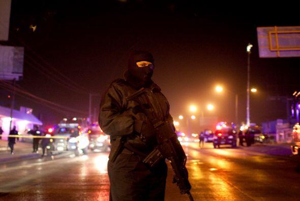 El grupo criminal fue formado por ex militares de élite, y se caracteriz...