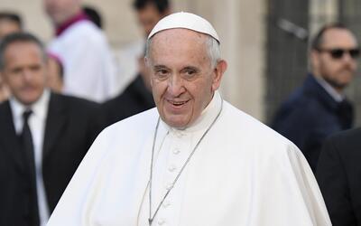 El papa Francisco viajará el próximo mes de mayo al santua...