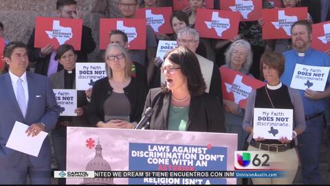 Legisladores texanos analizan la propuesta de ley que usaría la religión...