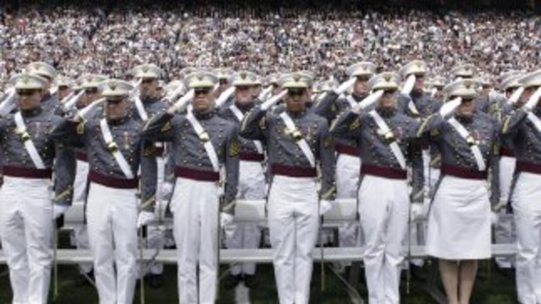 En la academia de West Point, New York, hubo 10 agresiones sexuales repo...