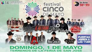 Festival del Cinco de Mayo en la Bahía
