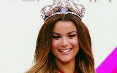 Clarissa Molina está soltera y quiere ser como Chiqui Delgado
