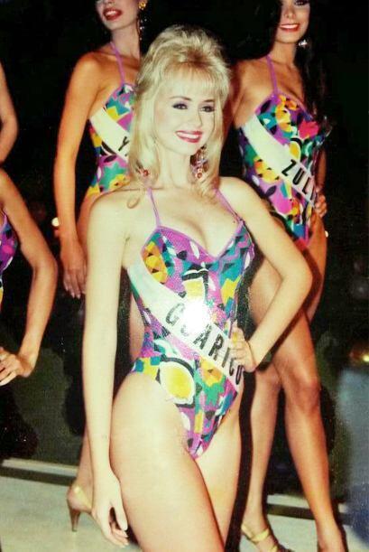 Gaby Spanic foi 'Miss Venezuela' antes de se tornar atriz. Foto: Reprodução / Internet