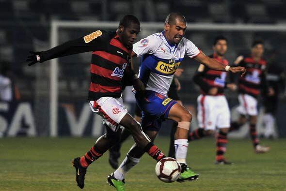 Por su parte el Flamengo de Adriano, que no jugó, quedó co...