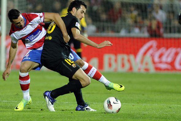 La fecha 10 de la Liga española arrancó con el Barcelona entrando en acc...