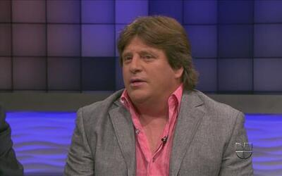 Miguel 'El Piojo' Herrera llegó al bar de la República Deportiva