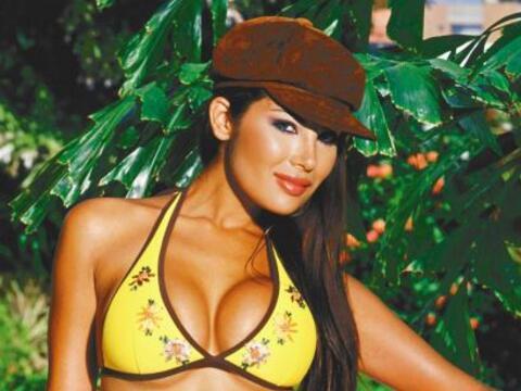 "Angie Sanclemente Valencia, conocida como ""Miss Narco"" o la &q..."