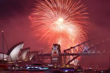 Año Nuevo 2016, Sydney, Galavisión
