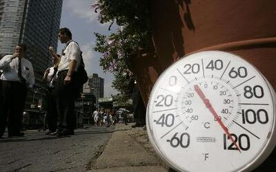 Autoridades emiten advertencia por fuerte ola de calor
