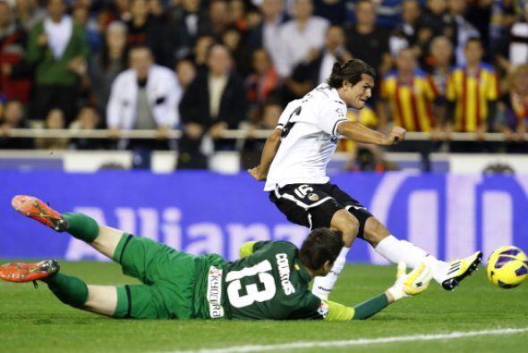 En los minutos finales Haedo Valdez sentenció el partido en un contragolpe.