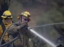 Incendio provoca cientos de evacuaciones