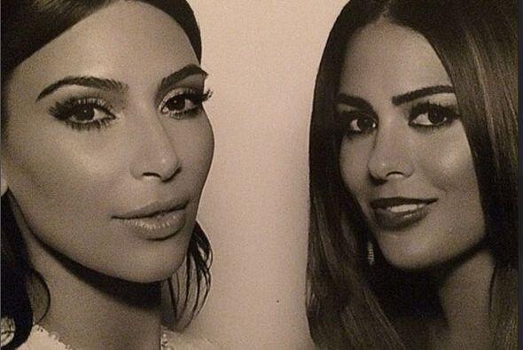 Se dice que Kim vendió la exclusiva de su boda por 15 millones de dólare...