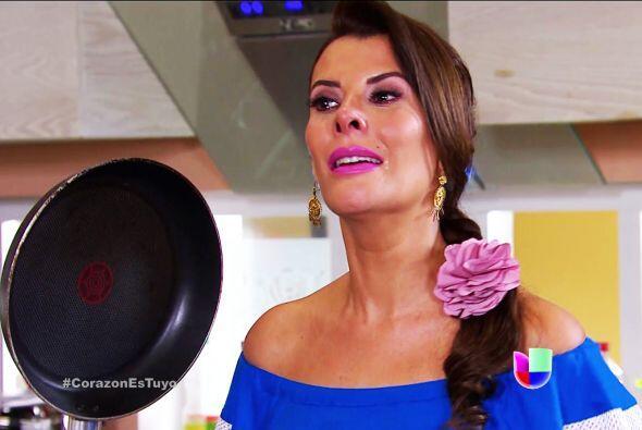 ¡Claro! Manuela enfureció y te dejó un golpe que jam...