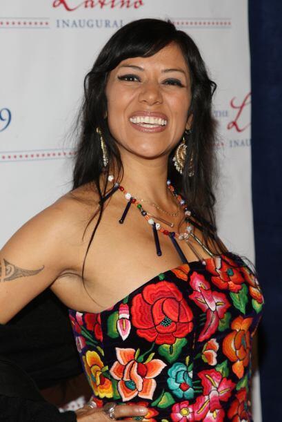 La cantante Lila Downs es un ícono de la cultura hispana en EU. De padre...