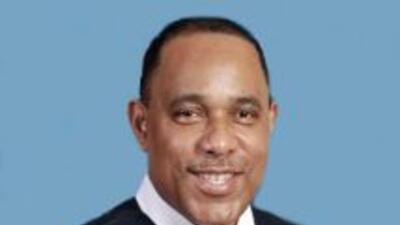 El Dr. Kevin Simms es candidato a la alcaldía de Houston. (Foto cortesía...