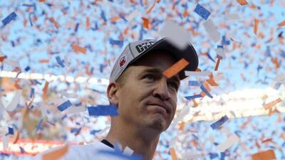 Peyton Manning ha logrado ya casi todo lo que alguien podría pedir en su...