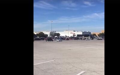 Se registra nuevamente un tiroteo en un centro comercial de San Antonio