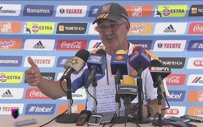 Ricardo Ferretti afirma que Pulido pedirá perdón