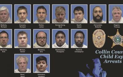 Arrestan a 15 hombres por presunta explotación sexual a menores en el co...