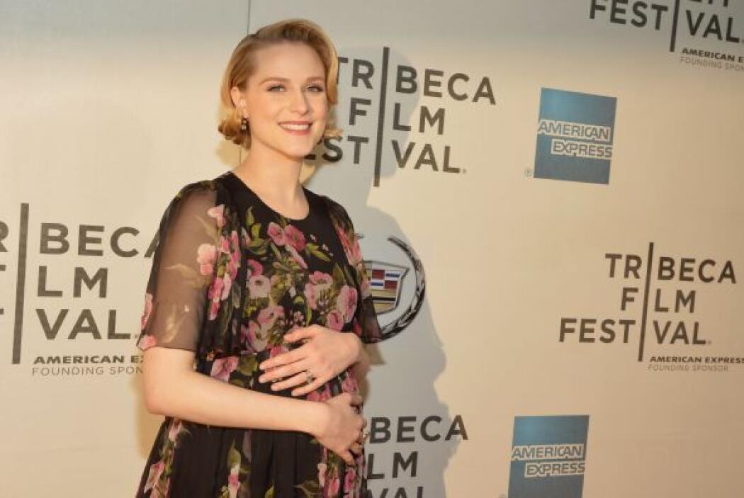 """Evan Rachel Wood Ahora casada con Jamie Bell (""""Billy Elliot"""") y recién e..."""