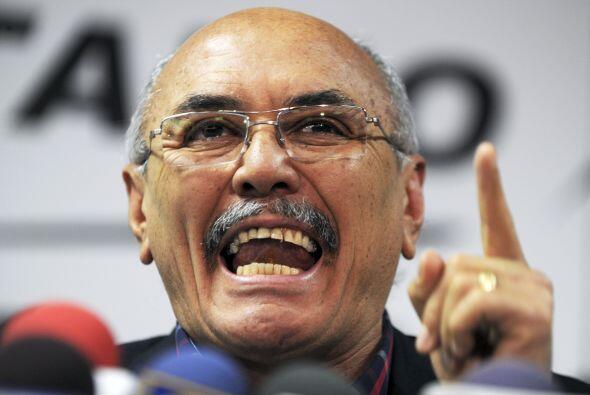 La grabación llegó a las manos al diputado de la oposición Ismael García.