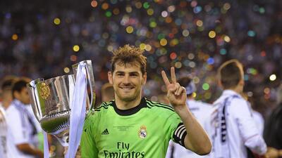 El mítico portero español dirá adiós al Real Madrid en el Bernabéu.