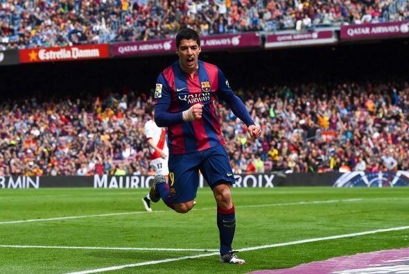 El uruguayo firmaba una gran actuación, siendo el gran motor para este i...