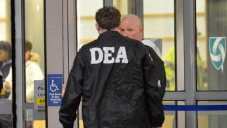 Agente de la DEA. (Imagen de Archivo).