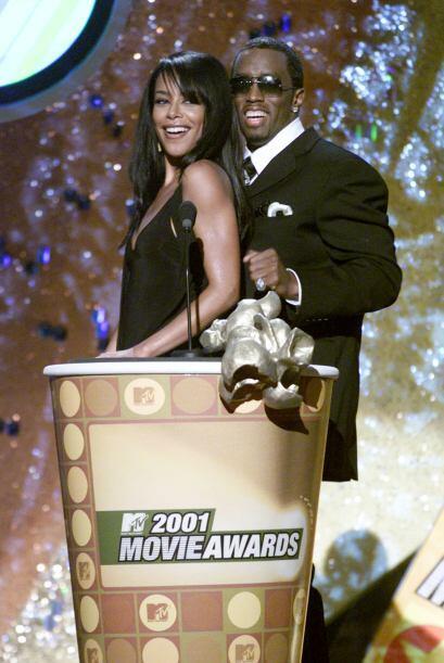 Aaliyah Ella era una cantante de R&B en rápido ascenso.