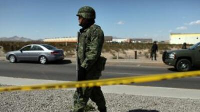 La Secretaría de la Defensa Nacional (Sedena) colabora en las investigac...
