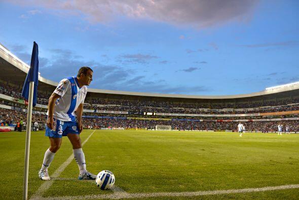La jornada 8 inició con los duelos entre Querétaro y Puebla, Veracruz co...