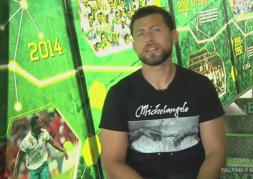 Yo le hice gol a USA: Miguel Sabah