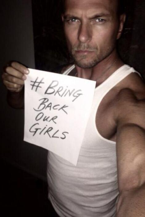 El actor Luke Goss, quien apareció en Hel Boy II, publicó esta nota en s...