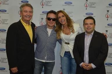 La Fundación Cultural Latin GRAMMY en colaboración con la Fundación Ford...